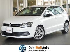VW ポロブルーGT 専用インテリア キセノン 自動追従機能 ETC