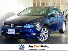 VW ゴルフハイライン 新車保証 純正SDナビ バックカメラ