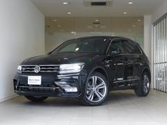 VW ティグアンTSIRライン アラウンドビューカメラ SDナビ 認定中古車