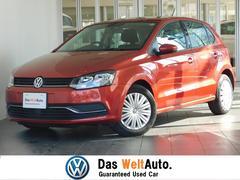 VW ポロTSIコンフォートライン 追従式クルーズコントロール