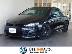 VW シロッコRレカロ レカロシート 純正ナビ 2013年モデル