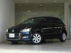 VW ポロハイライン ワンオーナー SDナビ キセノン ETC