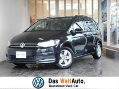 VW ゴルフトゥーランコンフォートライン 新車保証 LED 純正SDナビ