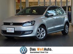 VW ポロ認定中古保証 社外ナビ バックカメラ キセノンヘッドライト
