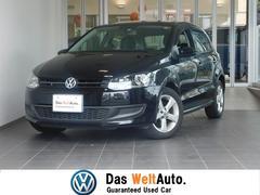 VW ポロ認定中古保証 SDナビ ETC レインセンサー