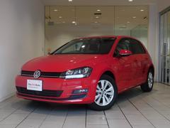 VW ゴルフ認定中古保証 純正SDナビ バックカメラ ワンオーナー
