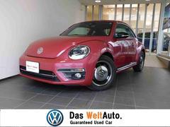 VW ザ・ビートルハッシュタグピンクビートル 新車保証