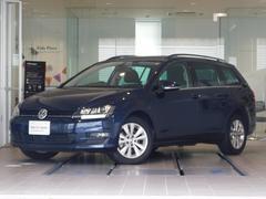 VW ゴルフヴァリアントコンフォートライン 純正SDナビ キセノン フルセグ