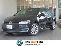 VW ゴルフ認定中古保証 純正SDナビ スマートキー バックカメラ