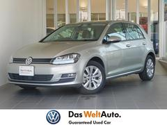 VW ゴルフ認定中古車保証  純正SDナビ バックカメラ ETC