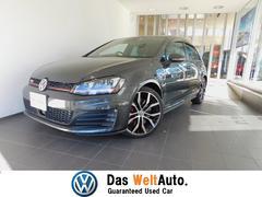 VW ゴルフGTI全国限定500台 230馬力 DCC 専用19インチアルミ