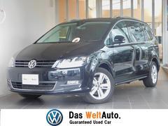 VW シャランフリップダウンモニター 電動テールゲート ワンオーナー