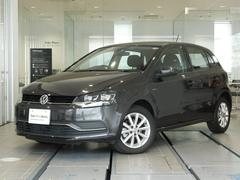 VW ポロ認定保証 LEDヘッドライト ETC 純正15インチアルミ