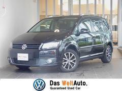 VW ゴルフトゥーランTSI ハイライン 純正SDナビ バックカメラ ETC
