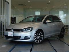 VW ゴルフハイライン 自動追従機能 オンダッシュナビ 認定中古車