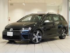 VW ゴルフRヴァリアント認定中古車保証 ワンオーナー スマートエントリー キセノン