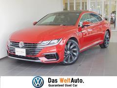 VW アルテオンRライン 4モーションアドバンス 社用車 純正SDナビ