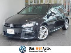VW ゴルフ認定中古保証 社外ナビ バックカメラ 純正アルミ