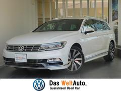 VW パサートヴァリアントTSI Rライン 純正ナビ 衝突防止機能 バックカメラ