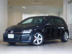 VW ゴルフGTI認定中古車保証 純正SDナビ ETC ACC スマートキー
