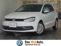 VW ポロTSIコンフォートライン ACC ワンオーナー 認定中古保証