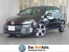 VW ゴルフGTI認定中古保証 純正SDナビ ETC キセノン DCC