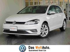 VW ゴルフTSIハイライン 液晶メーター 9.2インチナビ 衝突軽減