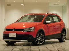 VW ポロクロスポロ 認定中古 SDナビ リヤカメラ ETC キセノン