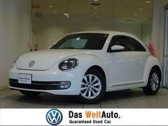 VW ザ・ビートルデザイン 2014年モデル 純正ナビ キセノン 認定中古車