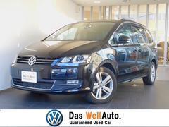 VW シャランハイライン バックカメラ キセノン 電動テールゲート