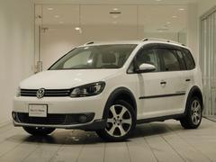 VW ゴルフトゥーランクロストゥーラン 純SDナビ Bカメ ETC 認定中古車
