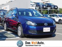 VW ゴルフヴァリアントトレンドライン 社外SDナビ