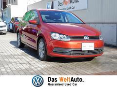 VW ポロ40thエディション 1オーナ 禁煙 新車保証 純SDナビ