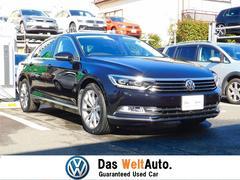 VW パサートTDIハイライン 弊社管理車 純SDナビ   禁煙 1オーナ