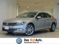 VW パサートTDIハイライン 新車保証 テクノロジー セーフティー