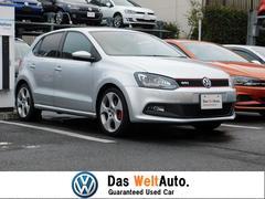 VW ポロGTI キセノン 純正SDナビ 障害物センサー パドルシフト