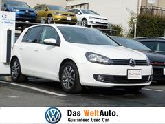 VW ゴルフTSIコンフォートライン 1オーナ 禁煙 ハロゲン ETC