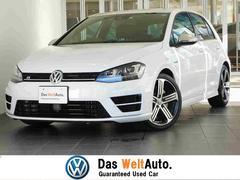VW ゴルフR認定中古車 キセノン バックカメラ ETC 純正SDナビ