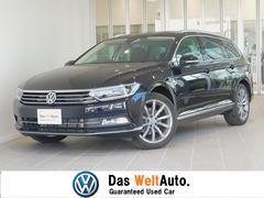 VW パサートヴァリアント新車保証継承 スマートキー LED 電動テールゲート