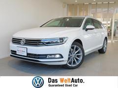 VW パサートヴァリアントTDIハイライン 新車保証 デジタルメーター セーフティー