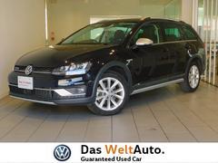 VW ゴルフオールトラック4モーション 新車保証 キセノン プッシュスタート ETC