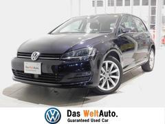 VW ゴルフTSIハイラインブルーモーションテクノロジー