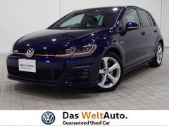 VW ゴルフGTI6MT 新車保証継承 LEDライト 9.2インチナビ