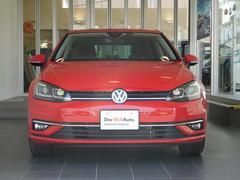VW ゴルフコンフォートライン テックエディション 登録済み未使用車