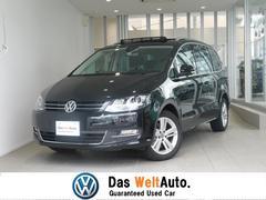 VW シャランTSI ハイライン 電動パノラマルーフ レザーシート