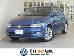 VW ポロ新車保証継承 テクノロジー デジタルメーター ACC ETC