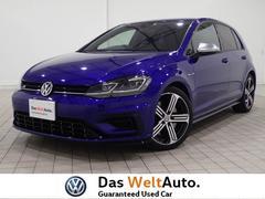 VW ゴルフR新車保証付 シートヒーター バックカメラ 認定中古車