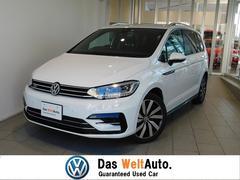 VW ゴルフトゥーランRライン テクノロジー付き 電動テールゲート ライトアシスト