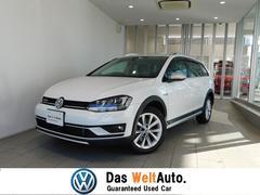 VW ゴルフオールトラック新車保証 アップグレードパッケージ ハンドルヒーター