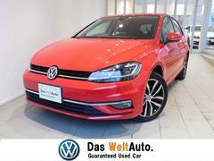 VW ゴルフTSIハイライン テックエディション デジタル セーフティー
